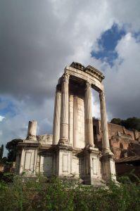 templo vestales Roma